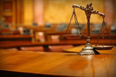 Administrative Law Scales of Justice