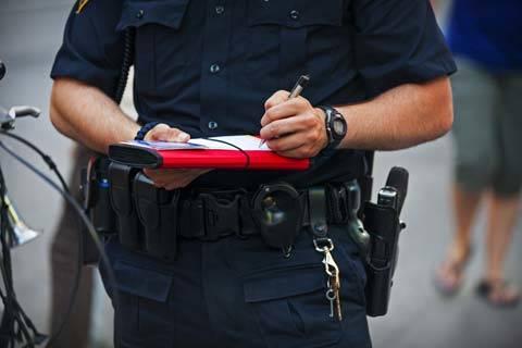 Criminal Law - Police